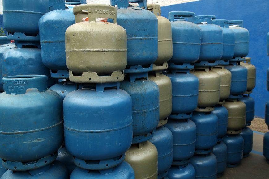Gás de cozinha fica mais caro em Rondônia