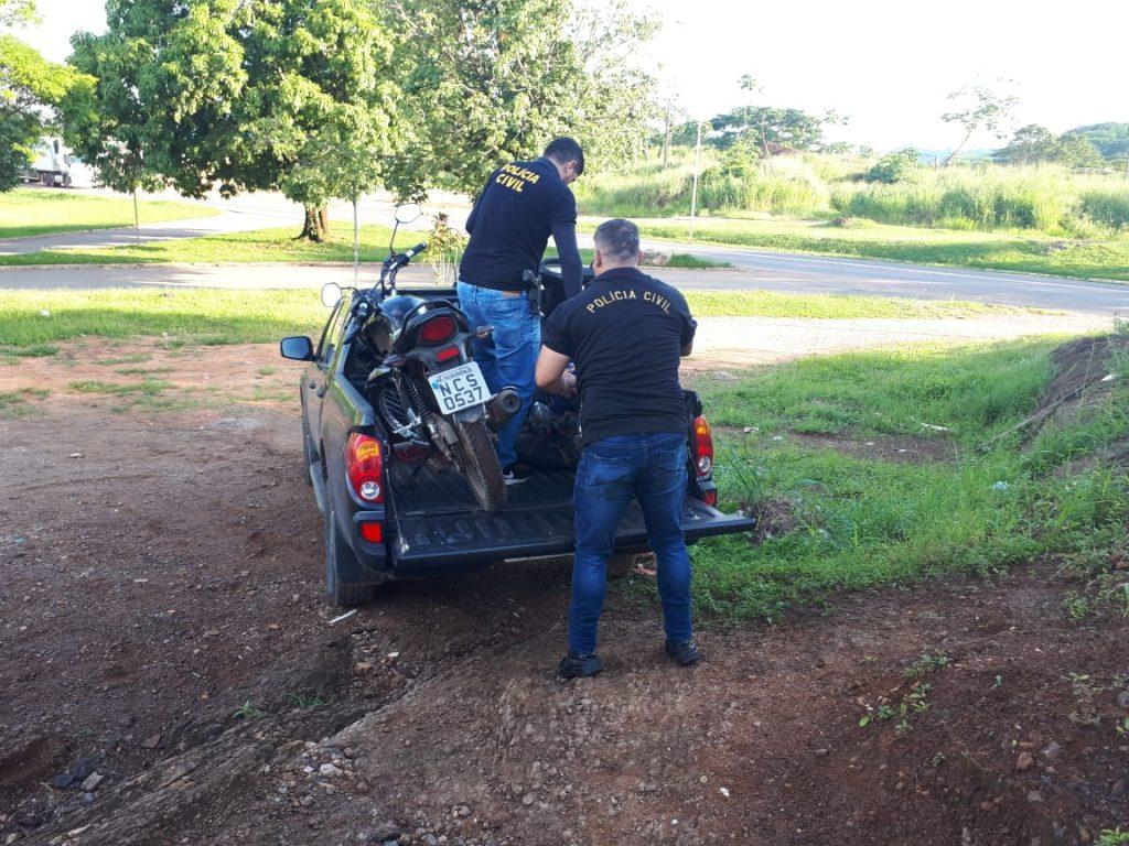 Operação Thipon II – PC, PM e PRF cumprem 19 mandados de prisão em Ouro Preto do Oeste, Ji-Paraná e mais três cidades