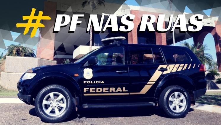 PF desarticula esquema criminoso que contava com a participação de servidores públicos de rondonienses