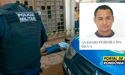 Ex-presidiário é morto a tiros em Porto Velho