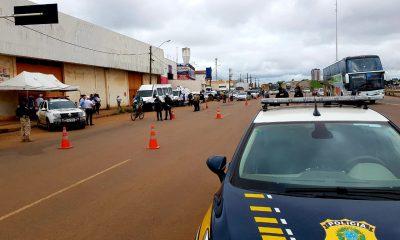 PRF lança a Operação Rodovida 2019 em Rondônia