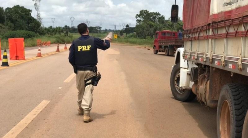 PRF prende 5 pessoas nesse fim de semana em Rondônia