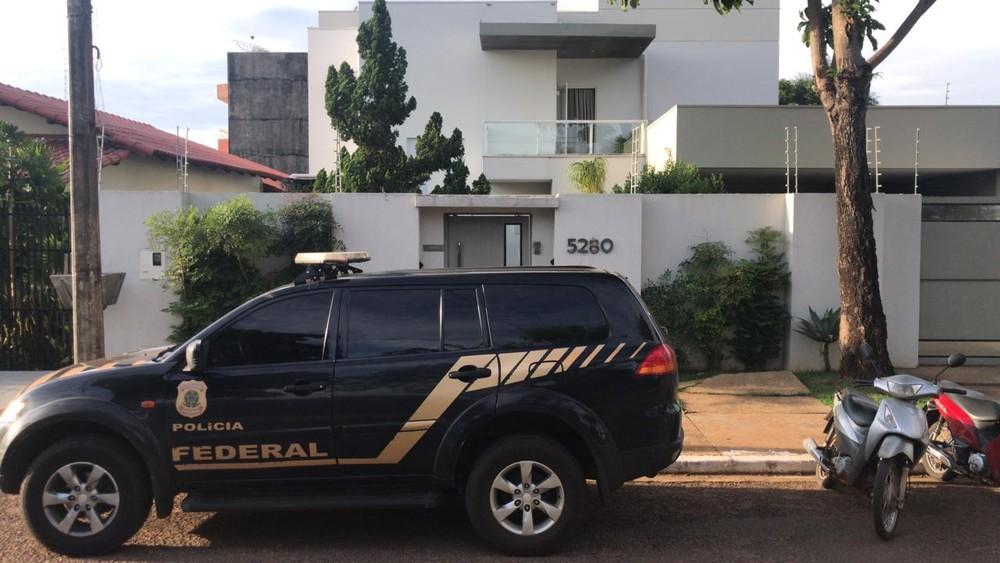 Polícia Federal combate fraude a licitações em Rondônia