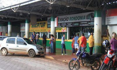 Terminal rodoviário de Porto Velho está entre os piores das Capitais