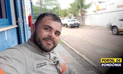 O jovem Pablo Martinelli, eletricista da energisa, foi executado com um tiro na cabeça em Mirante da Serra, Rondônia