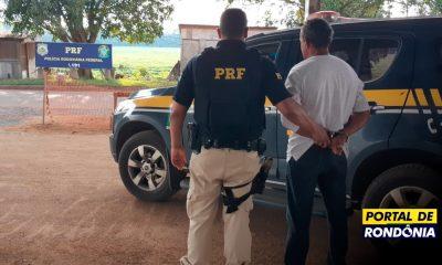 homem preso prf br-364