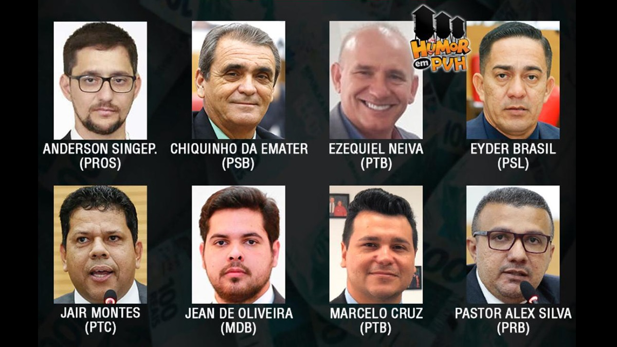 Deputados Estaduais de Rondônia recebem auxílio-moradia mesmo morando em Porto Velho