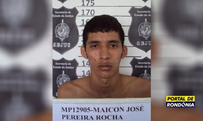 Ex-detento é morto durante tentativa de assalto a policial em Porto Velho