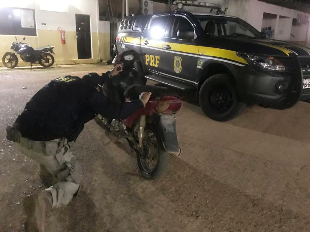 A prisão aconteceu após fiscalizações de trânsito no trecho urbano de Porto Velho (RO)