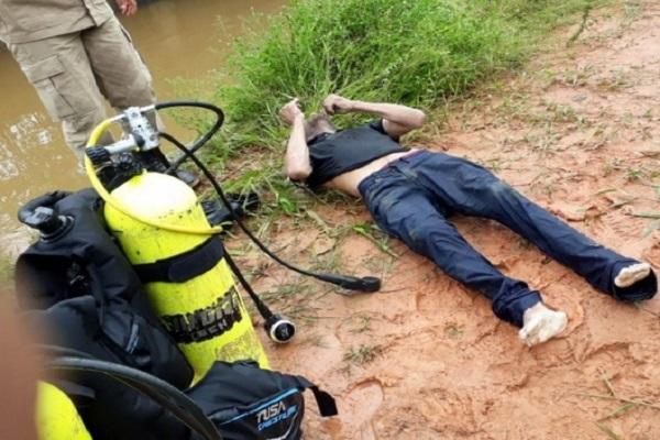 Homem morre afogado ao cair em igarapé no interior de Rondônia