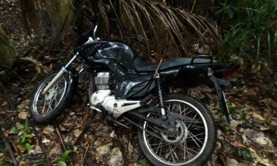 Polícia Civil recupera moto que seria levada para a Bolívia