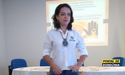 Professora é baleada pelo marido em Rondônia