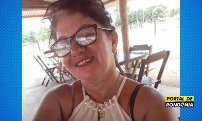 Dona de balneário é morta a tiros de pistola em Rondônia