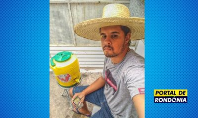 Jovem morre após bater moto que pilotava em poste no interior de Rondônia