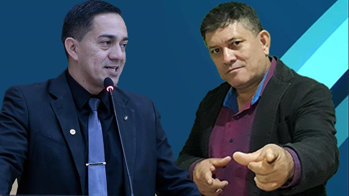 Jornalista Filmato Felix desbanca Deputado Eyder Brasil em enquete online