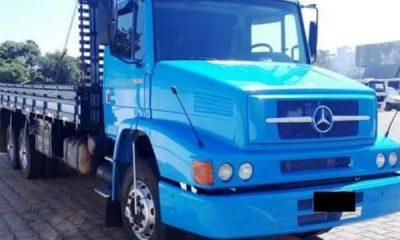 Caminhoneiro é encontrado morto dentro de cabine do caminhão na BR 364