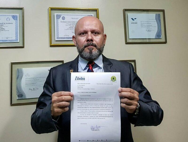 Palitot protocola junto ao Executivo pacote para crise econômica do Corona Vírus