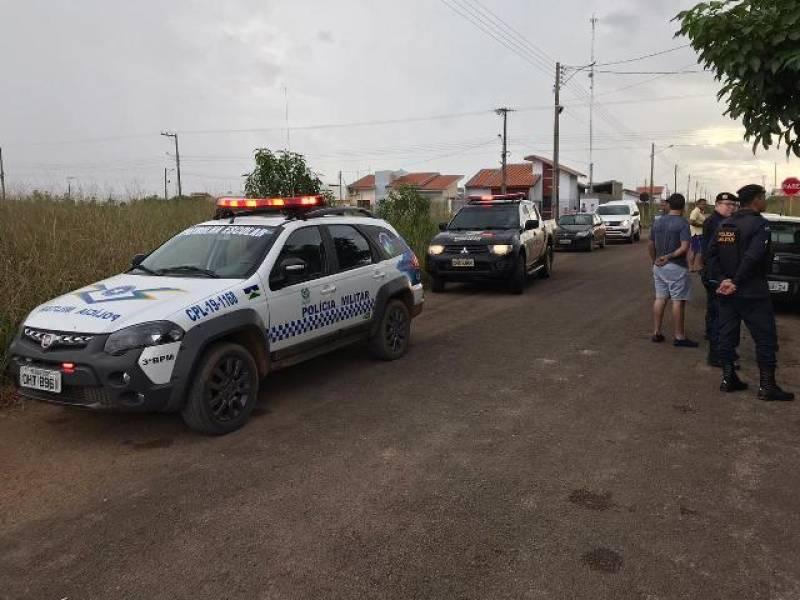Filho mata a própria mãe em Rondônia e diz que matou porque cansou de ver ela sofrer