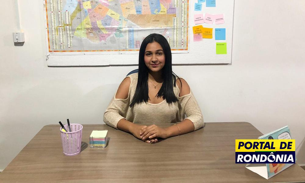 Jovem de Porto Velho é selecionada por maior escola de formação política do Brasil