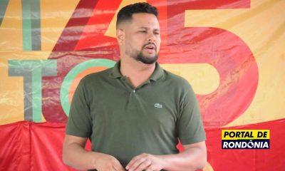 Pré-Candidato a Prefeito de Porto Velho diz que foi vítima de golpe