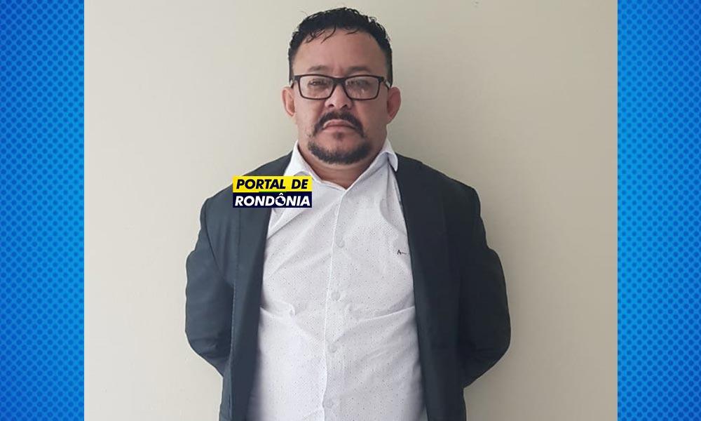 Agente da SEMTRAN Elcione Sales é preso em Santa Catarina com documento falso