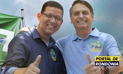 Governador Marcos Rocha não participou de ato em apoio a Bolsonaro neste domingo
