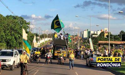 Ministério Público recomenda que Polícia Militar impeça carreatas e aglomerações em Rondônia