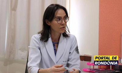 Infectologista do CEMETRON diz que não há casos em Rondônia porque nenhum diagnóstico foi feito