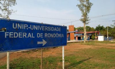 UNIR e Governo do Estado suspendem aulas em Rondônia