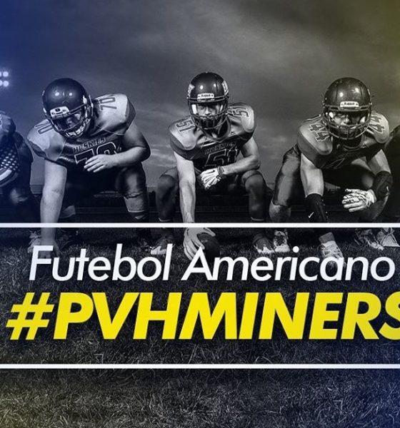 Time de Futebol Americano de Porto Velho participa de campeonato nacional
