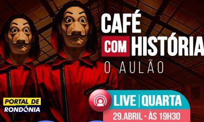 Professores de Porto Velho irão fazer aulão digital de História