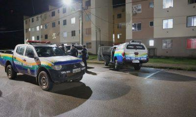 Nove pessoas morrem e doze ficam feridos neste fim de semana em Porto Velho