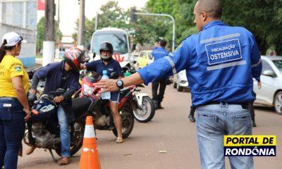 Deputados aprovam projeto que propõe o fim da apreensão de veículos em blitz em Rondônia