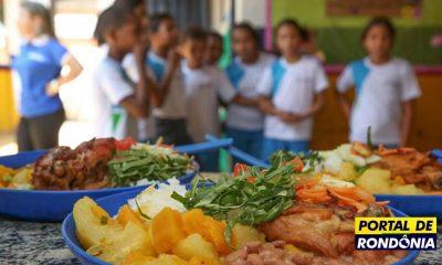 Estudantes de Rondônia irão receber cartão alimentação no valor de R$ 75 reais