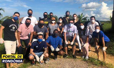 Ação social do RenovaBR distribuí 500 máscaras para população carente em Porto Velho