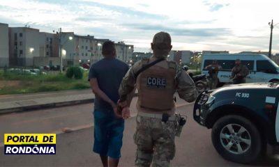 Polícia Civil deflagra operação e prende 22 pessoas em Porto Velho