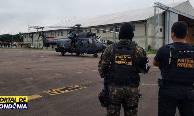 Polícia Federal deflagra operação para desarticular organização criminosa em Rondônia