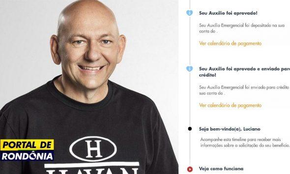 Dono da Havan teve auxílio emergencial de R$ 600 aprovado