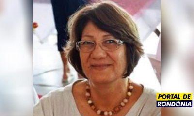 Professora da Universidade Federal de Rondônia morre com COVID-19