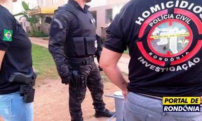 Polícia Civil deflagra operação Olhos de Águia e cumpre dez mandados