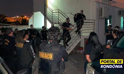 Polícia Civil prende foragidos da justiça que tentavam receber auxílio emergencial em Rondônia