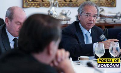 Paulo Guedes confirma prorrogação do auxílio emergencial por mais dois meses