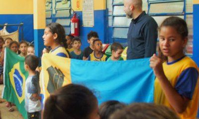 Palitot preocupado com desempenho de alunos durante isolamento