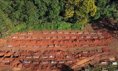 Rondônia registra 324 mortes por Coronavírus