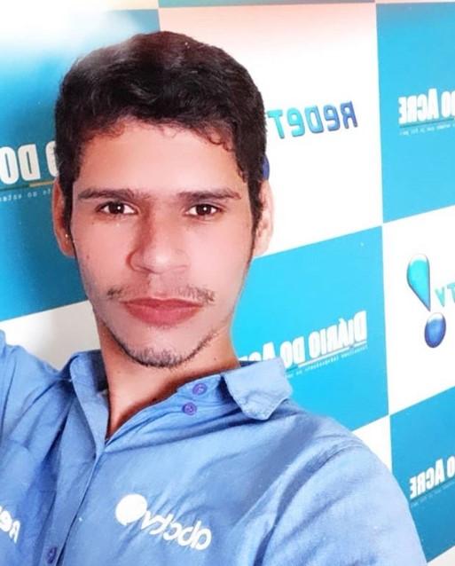 Repórter do Acre que viralizou é demitido por dizer que não recebia da TV