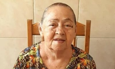 Nota de pesar pelo falecimento da Senhora Enilce Cazal