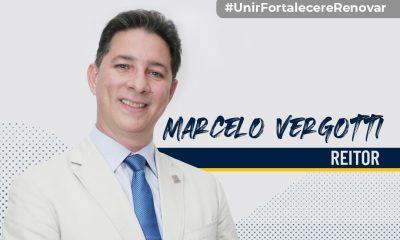 Com a proposta de aproximar Universidade e Sociedade, Marcelo Vergotti se lança candidato ao cargo de reitor da UNIR