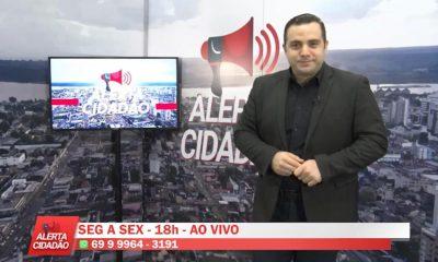 Edielson Souza estreia o programa Alerta Cidadão na RemaTV