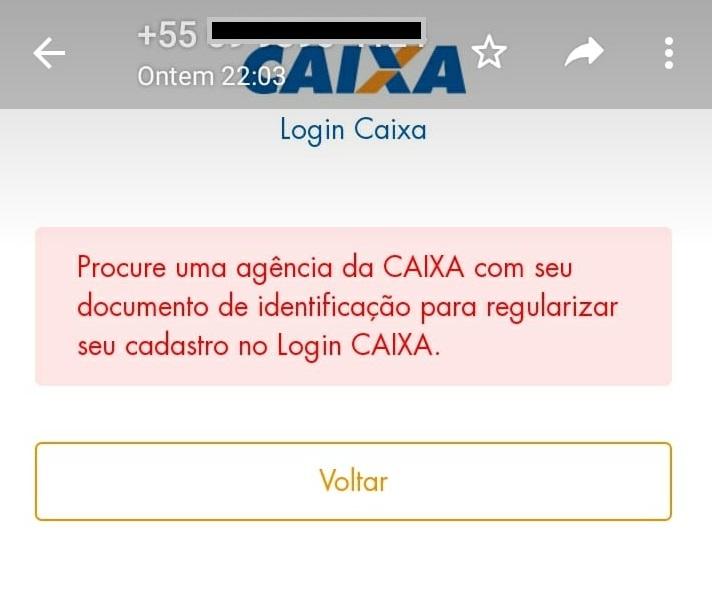 Caixa bloqueia milhares de contas digitais do auxílio emergencial por suspeita de fraudes