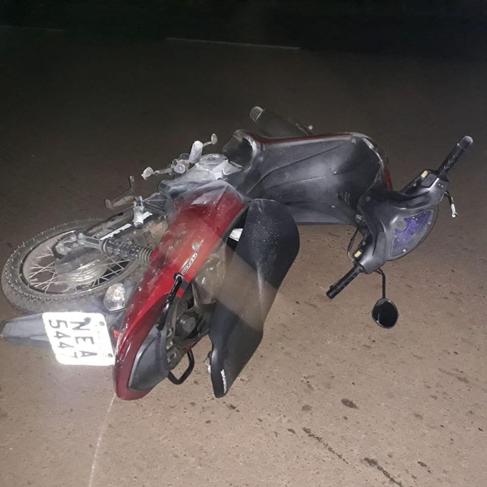 Duas jovens morrem na BR-364 após perder controle de moto ao passar em quebra-molas